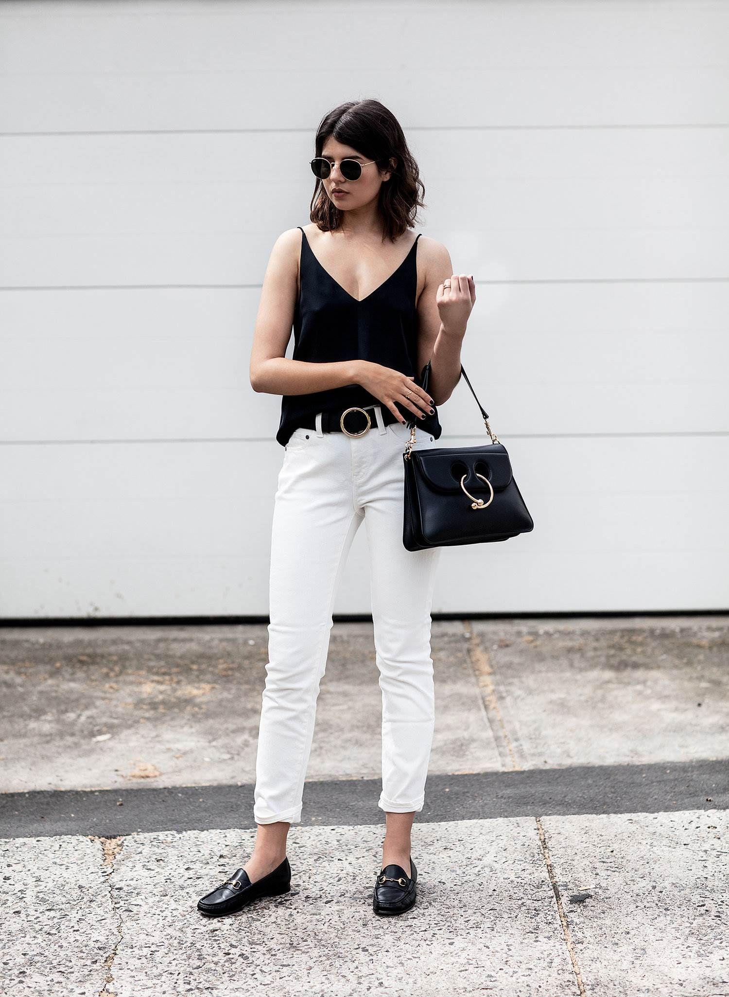 22 Looks con mocasines para dejar en claro que NO es un