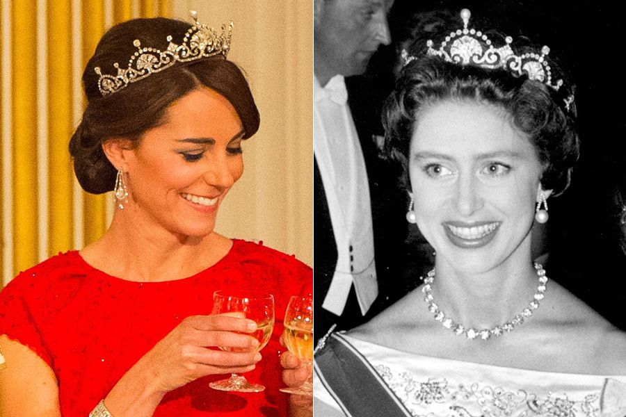 Every Time Kate Middleton And Other Royals Have Borrowed The Queens