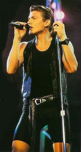 Mortenharket Rock In Rio Concert Backstreet Boys