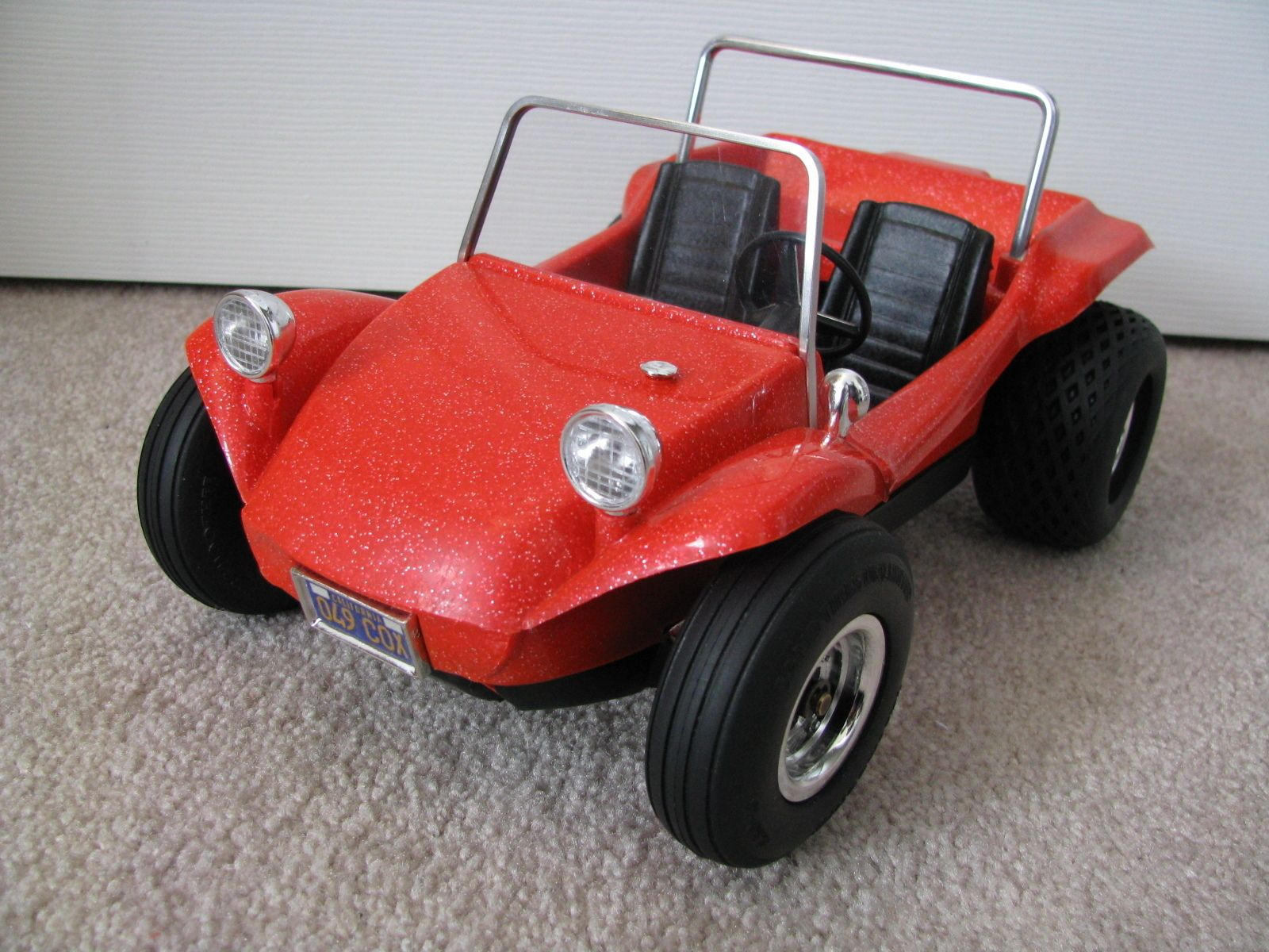 Cox Dune Buggy Gas Powered 049 Vintage VW Volkswagon | toys and ...