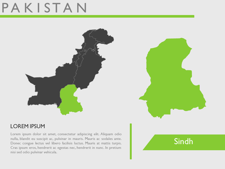 download editable microsoft power point presentation pakistan map vector slides at moreslidescom features of