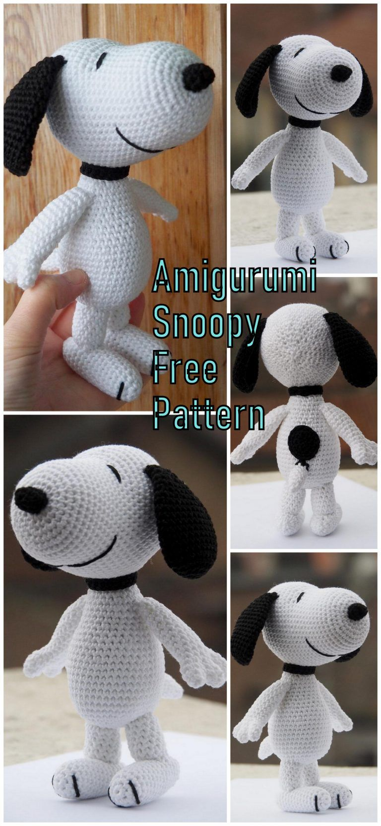 25 Free Amigurumi Dog Crochet Patterns to Download Now! | 1664x768