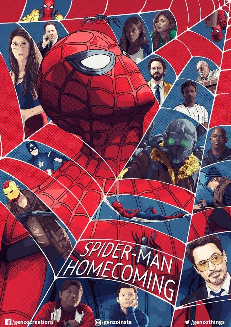 SpiderMan (2017) avangersendgamewallpaper