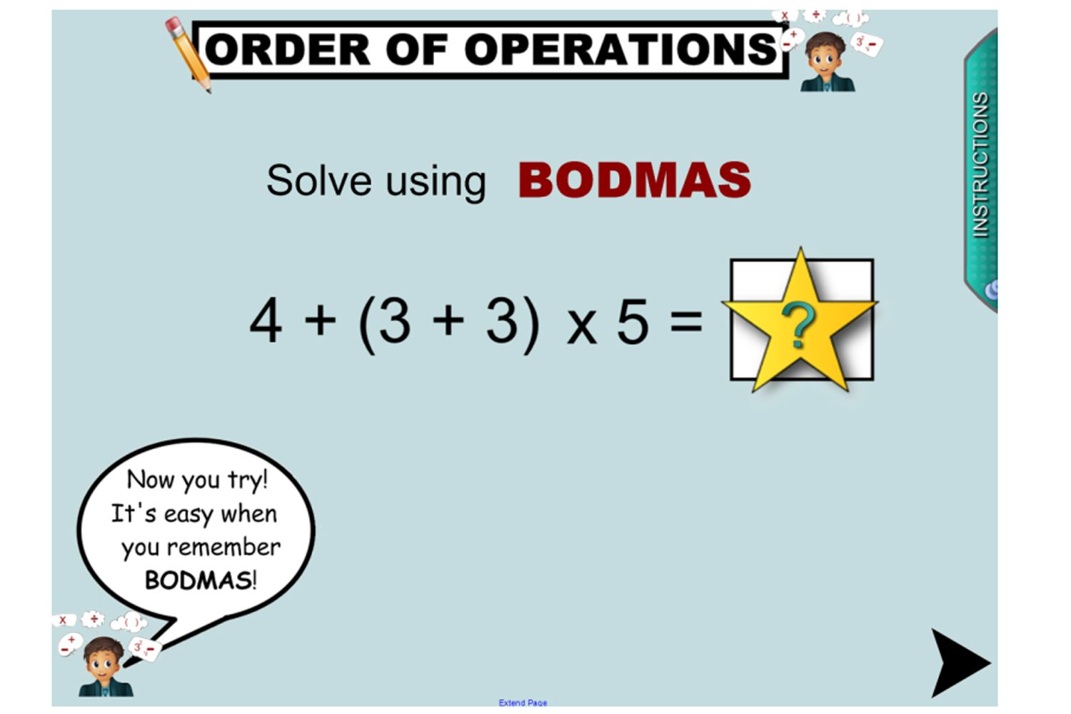 Pin By Susan Burke Interactive Lesson On Mathematics Order Of Operations Bodmas Teaching [ 1000 x 1500 Pixel ]