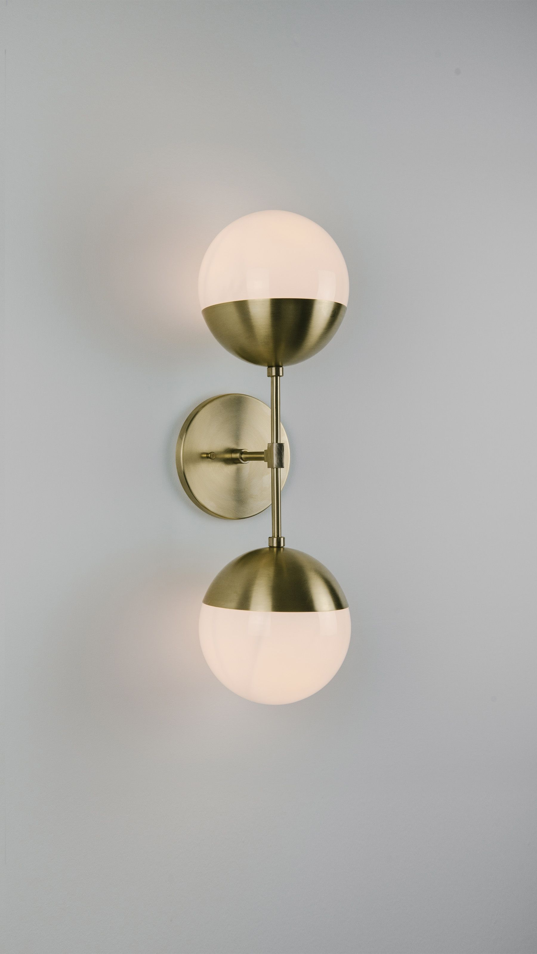 industrial vanity modern with listing wall raw light brass listed ul century mid globe il gold bathroom fullxfull sconce