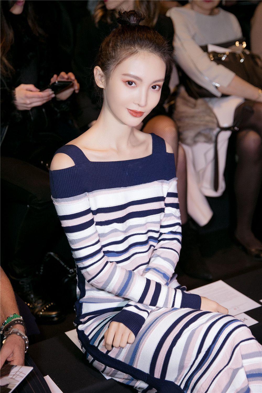 Street Shots Of Jin Chen In Milan For Fashion Week China Entertainment News Fashion Fashion Week Chinese Actress