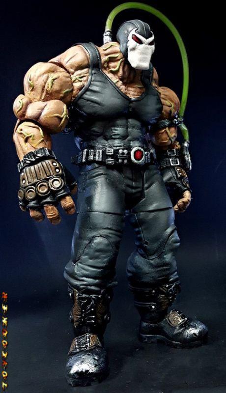 Bane DC Universe Custom Action Figure Marvel