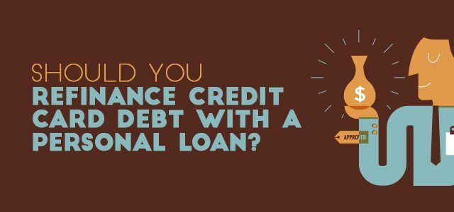 Using a personal loan to pay off credit cards can be a smart move - payoff credit card loan