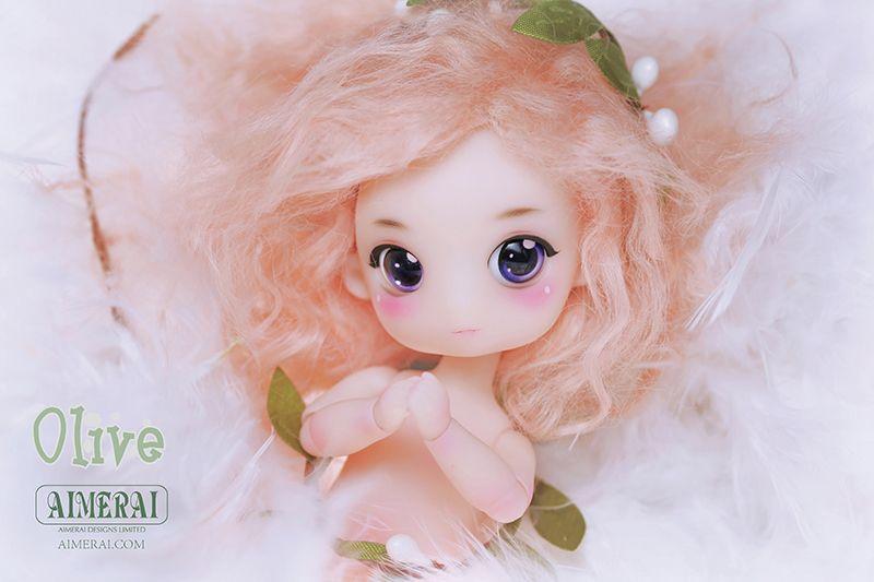 Olive [QT Kids Series] - US$0.00 : www.aimerai.com