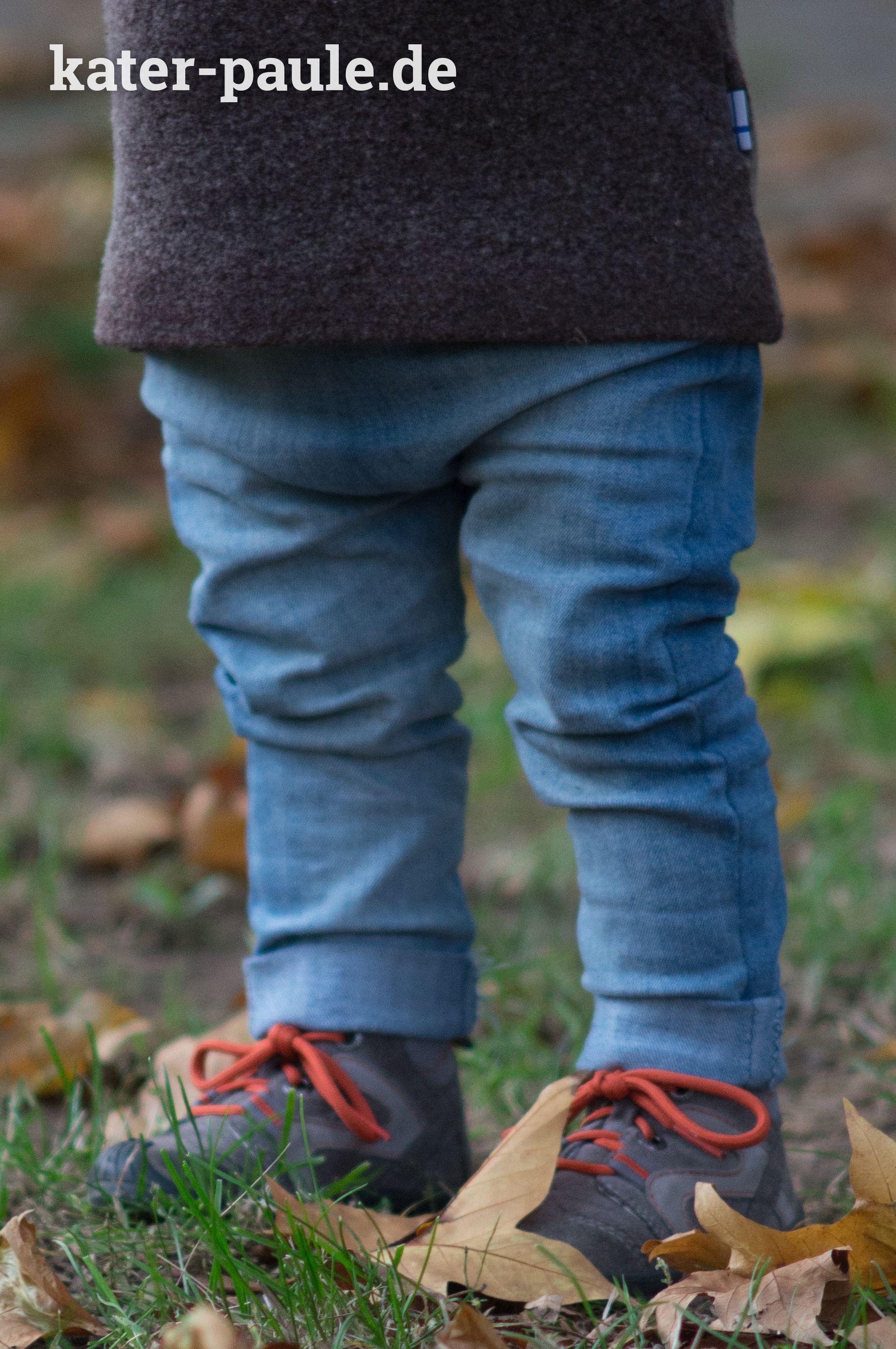 baby jeans nähen schnittmuster