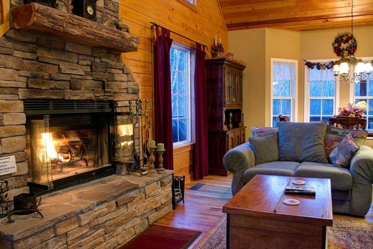Holly Creek Cabin | Mountain Rental | Helen GA Georgia...our Home For