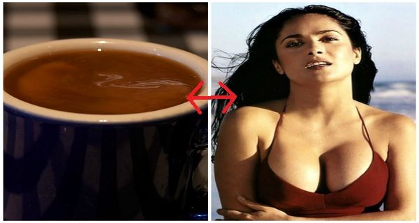 She Drink 3 Cups Of Coffee In 1 Day, This Is What Happened To Her Breasts