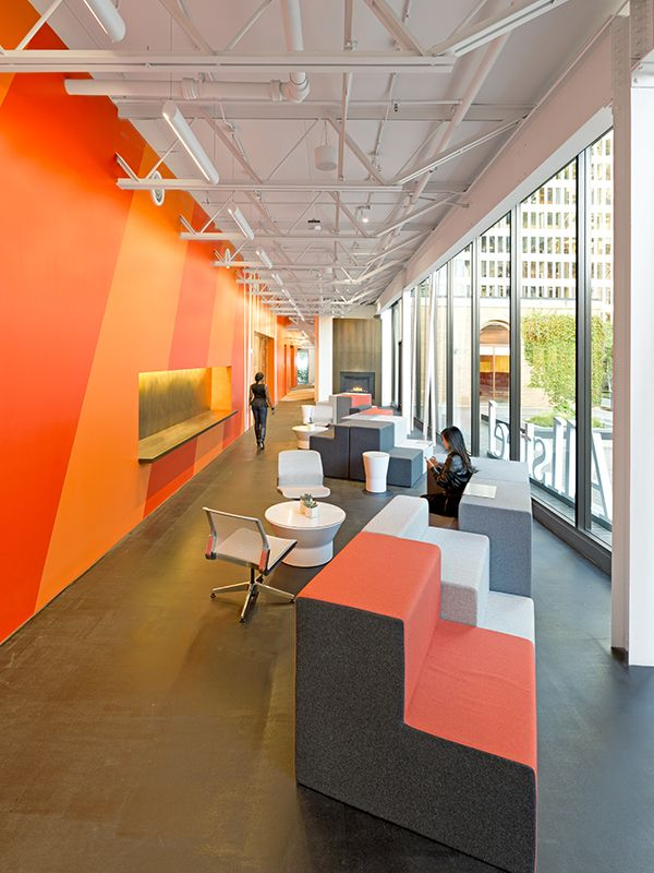 San francisco allsteel office resource center gensler - Office interior design san francisco ...