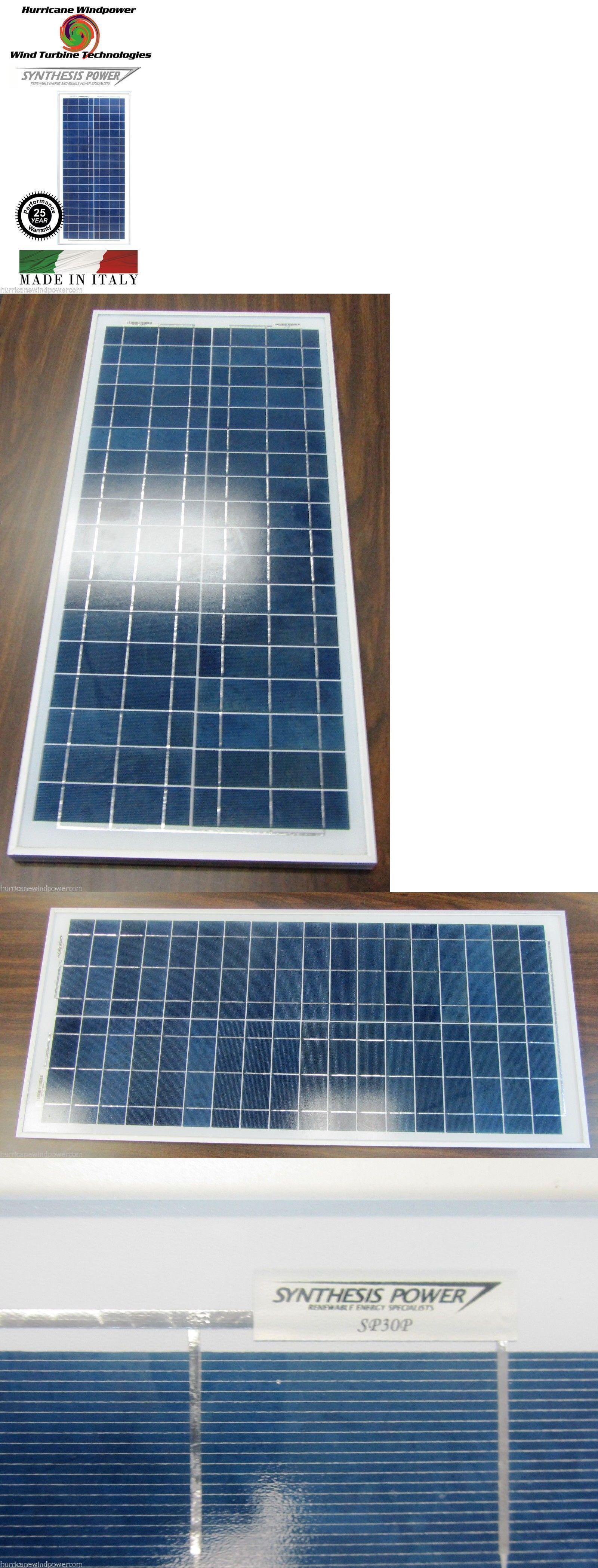 Alternative And Solar Energy 41979 30w Peimar Synthesis 12v Poly Crystalline Solar Panel 30 Watt Off Grid Rv Marine Buy Solar Panels Solar Roof Solar Panel