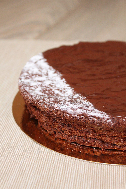 Fondant au chocolat & courgette (sans beurre | Fondant au ...