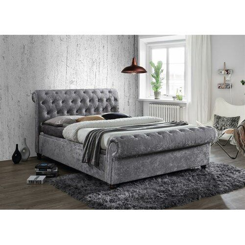 Outstanding Borough Wharf Chasewood Upholstered Ottoman Bed In 2019 Ibusinesslaw Wood Chair Design Ideas Ibusinesslaworg