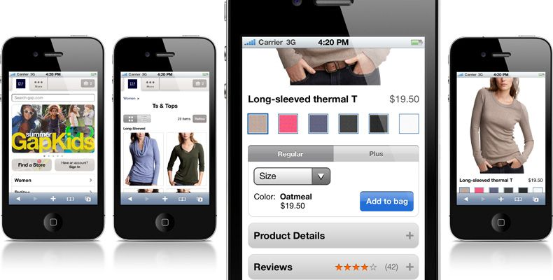 How big do you think mobile commerce will get?