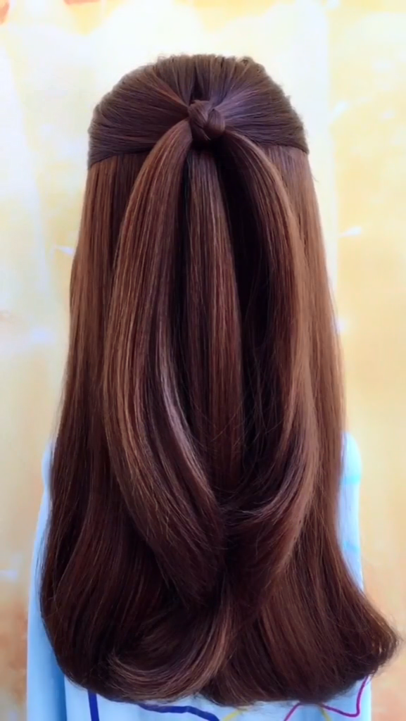 15 Easy And Fast Hairstyles For 2019 Health And Beauty Beauty Easy Fast Hairstyles Health Hair Styles Hairdo For Long Hair Long Hair Video