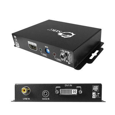 DVI and Audio to HDMI - Siig - CE-HM0031-S1