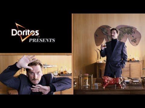 DORITOS - Crash the Super Bowl 2014 - The Crash Ambassador - YouTube