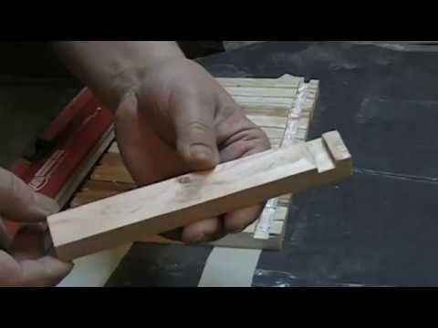Fabrication du0027une chope de bière en bois u2026 Making a wooden beer mug