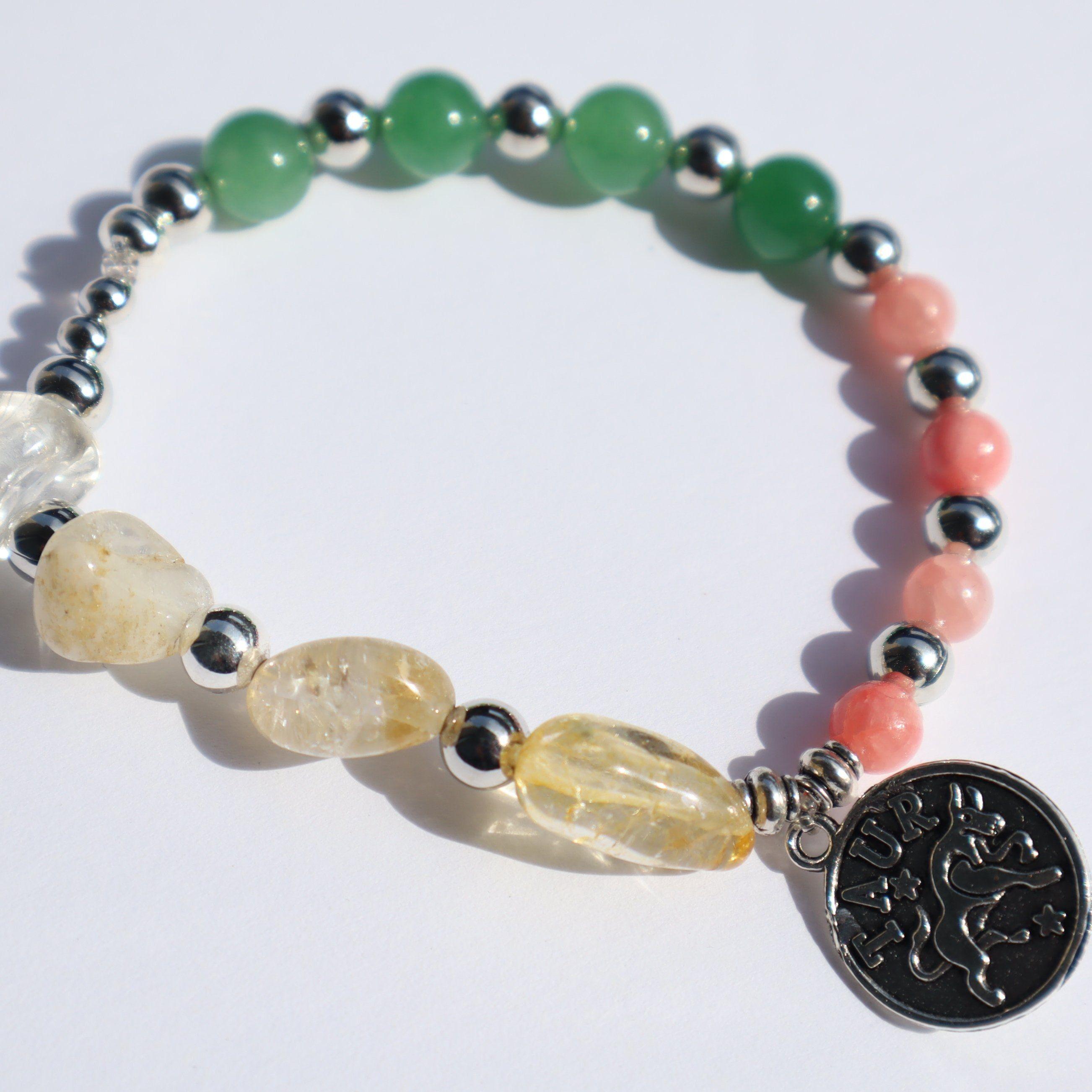 Taurus Zodiac Power Bracelet
