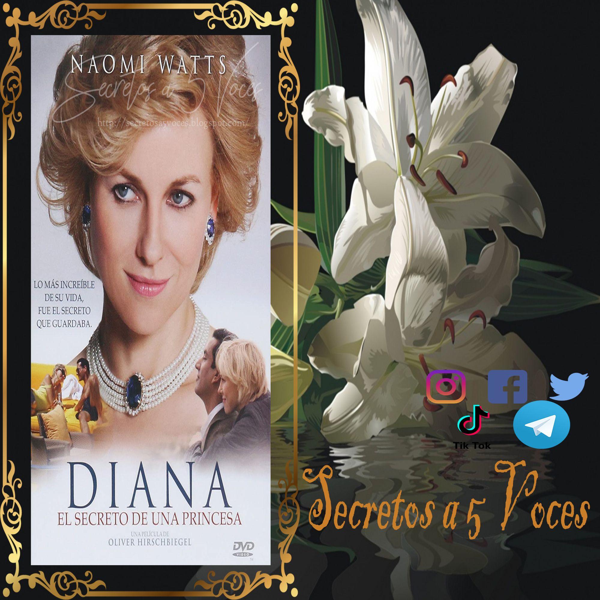 Recomendacion Diana Elsecretodeunaprincesa Secretosa5voces Andi Diana Princesa El Secreto