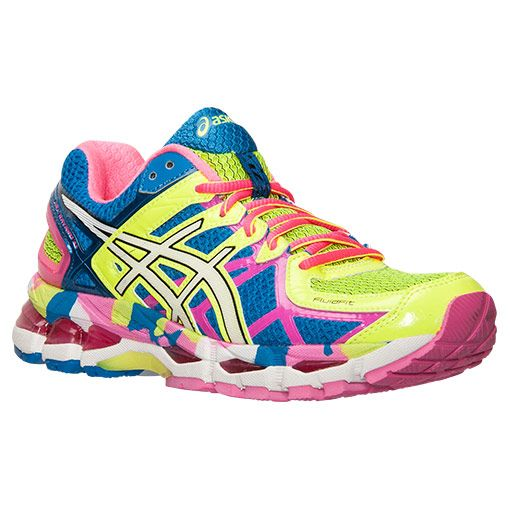 784c900864b9 LOVE these colors!!!!! Women s Asics GEL-Kayano 21 Running Shoes ...