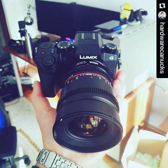 Repost @hardwarecanucks with @repostapp B-camera: Panasonic