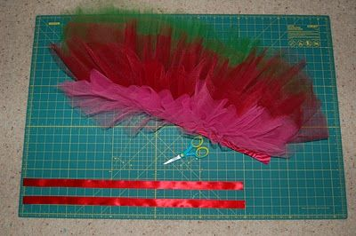 Modderhood Three Tier Tutu Tutorial Say That Three Times Fast Flower Pens Tutu Tutorial Girls Skirt Tutorial