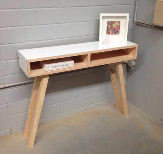 Contemporary hall tables with drawers skinny dolly hall - Contemporary console tables with drawers ...