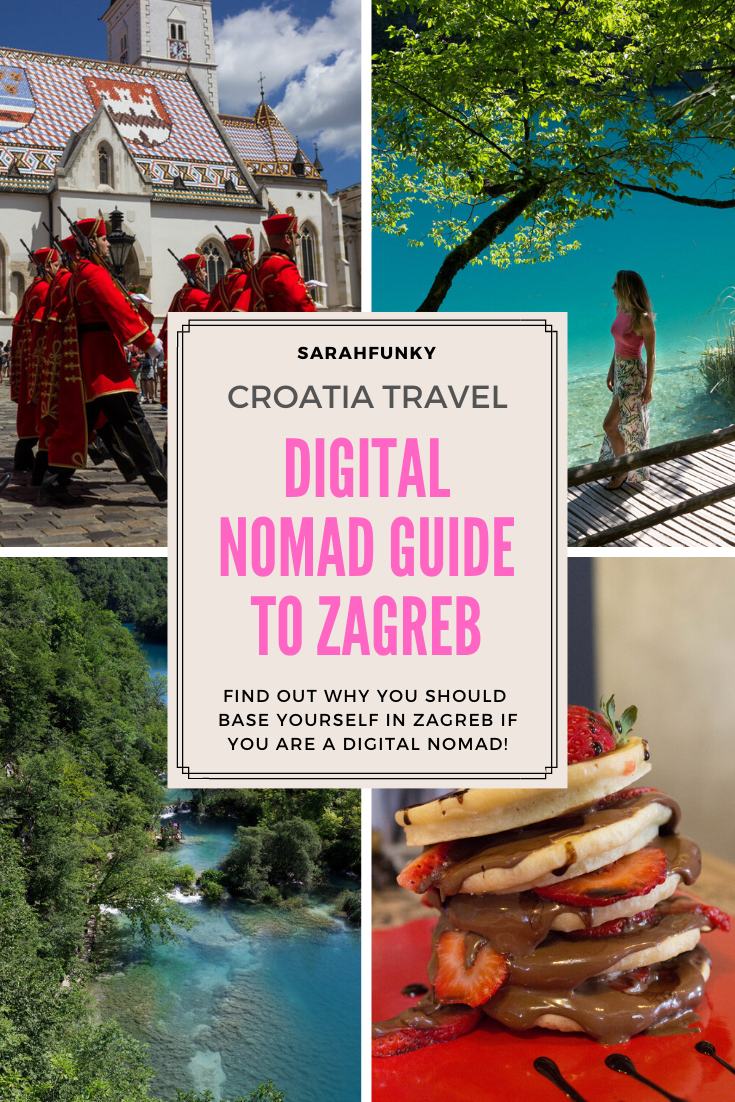 The Zagreb Guide A Month In Croatia S Largest City Europe Travel Destinations Croatia Travel Croatia