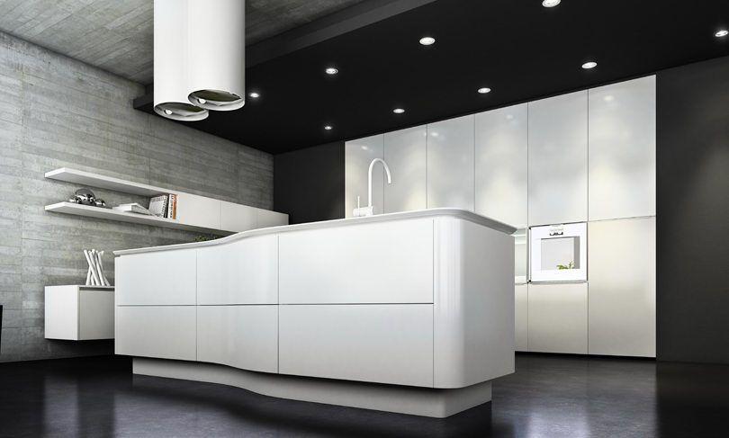 Italkraft luxury kitchens italian cabinets european for Italian kitchen hood