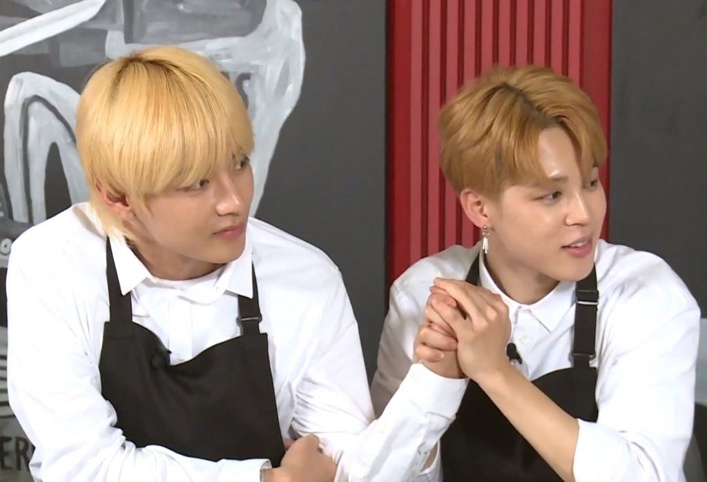 ☆VMin ☆*°|| Run Season 3 episode2 || Jimin Taehyung V || BTS