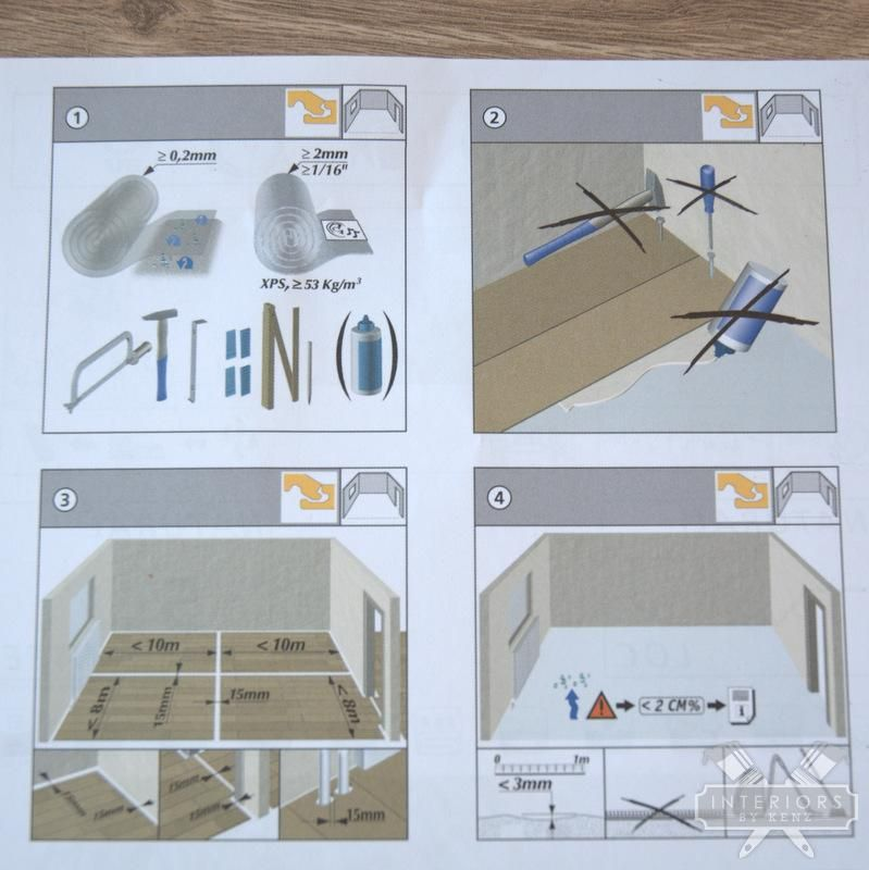 How To Install Laminate Flooring… For Dummies And Pregnant