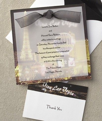 17 images about IM GETTING MARRIED IN VEGAS – Las Vegas Wedding Invitation Ideas