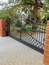 Shop huge inventory of Wrought Iron Gates. Get your free quo…
