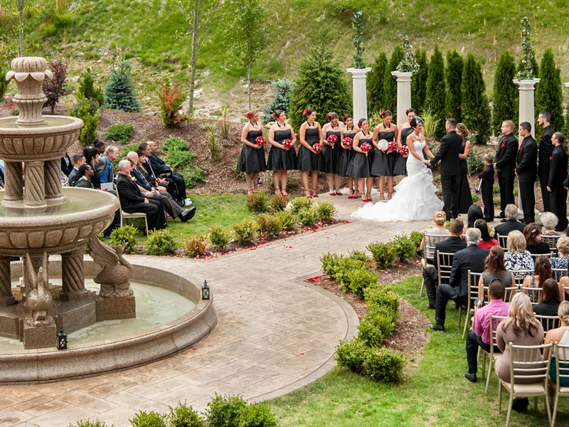Aria Wedding Banquet Facility In Prospect Connecticut As Your Family And Friends