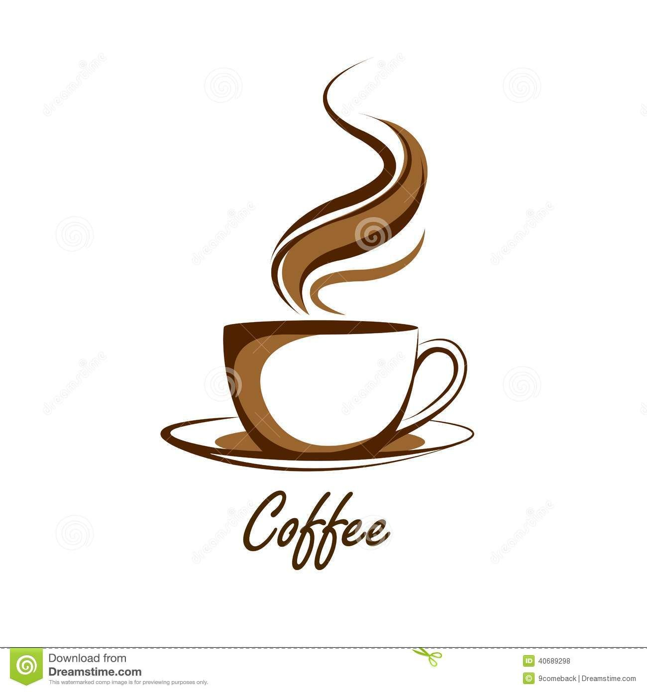Coffee Cup Vector - Download From Over 57 Million High Quality ...
