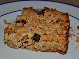 Grain Free Breakfast Bars  Just Take A Bite
