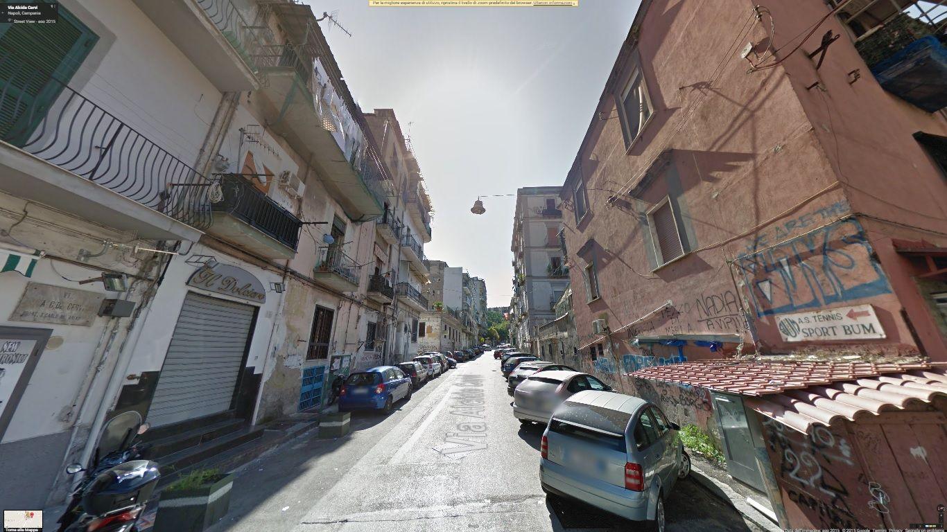 Poggioreale, rapina ad anziano in Via Alcide Cervi: arrestato 41enne | Report Campania
