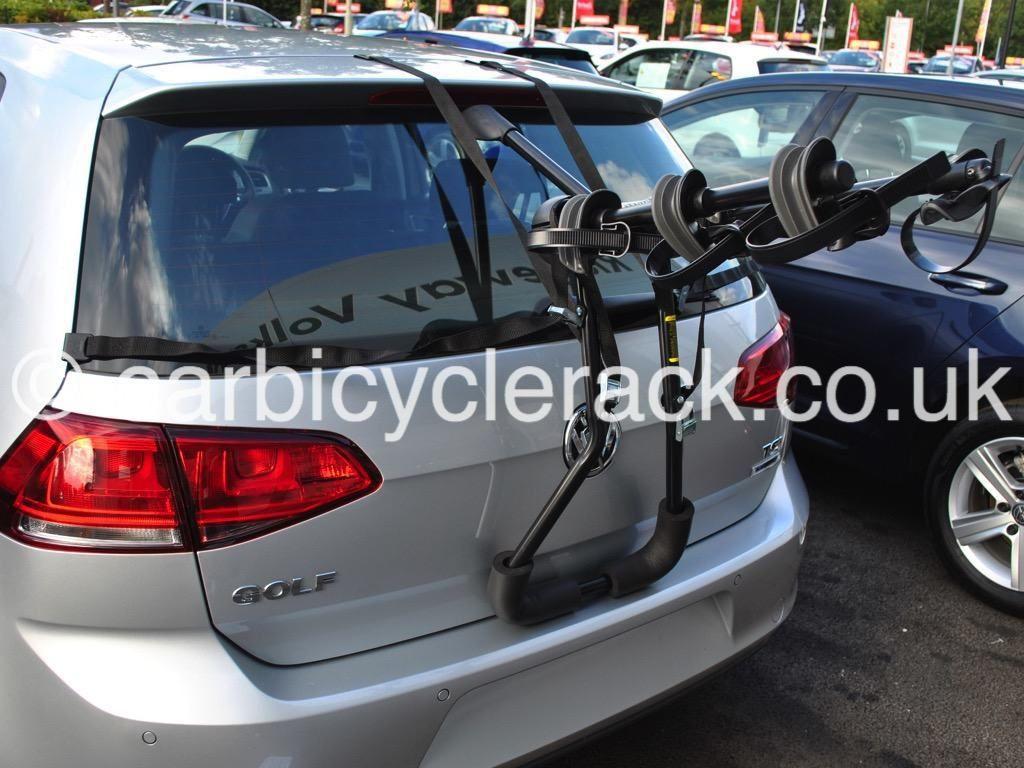 Vw golf bike rack