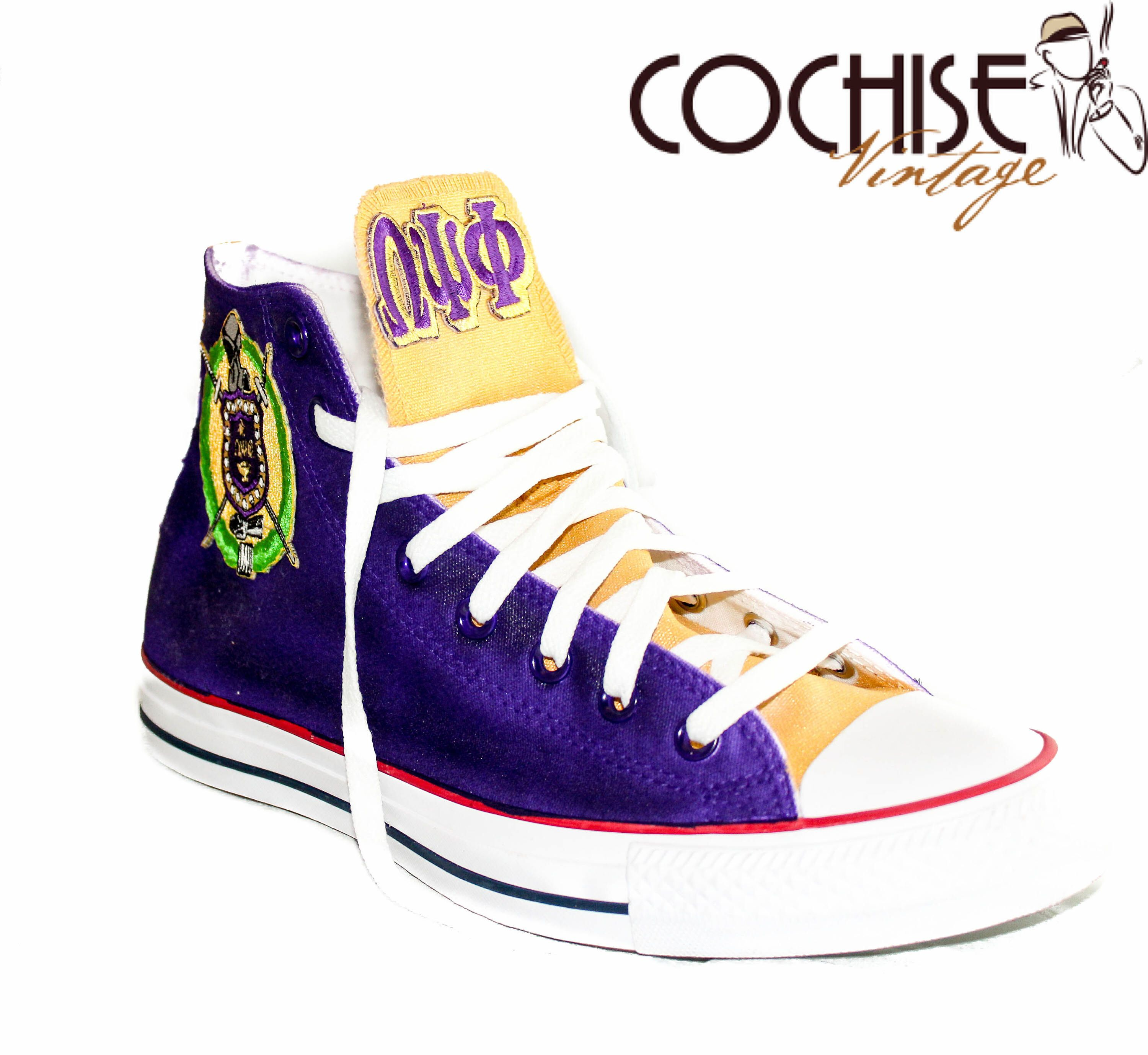 a0458da806e9 Excited to share the latest addition to my  etsy shop  Omega Psi Phi Custom  AirBrush Converse Chuck Taylors All Stars Greek Chuck Taylors