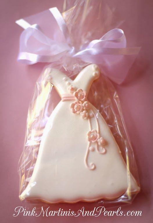 Boda nupcial de la ducha del vestido de la Galleta-5949 | 饼干 ...