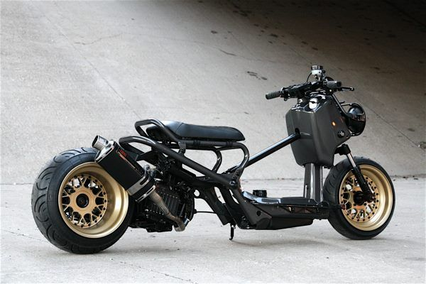 Honda Ruckus parts & swaps | driven  | Honda ruckus, Honda