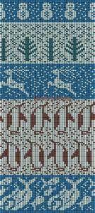 39 patronen breien gratis patroon hobby jacquard telpatronen ...