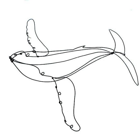 Hanging Whale Wire Sculpture By Wiredbybud On Etsy 40 00