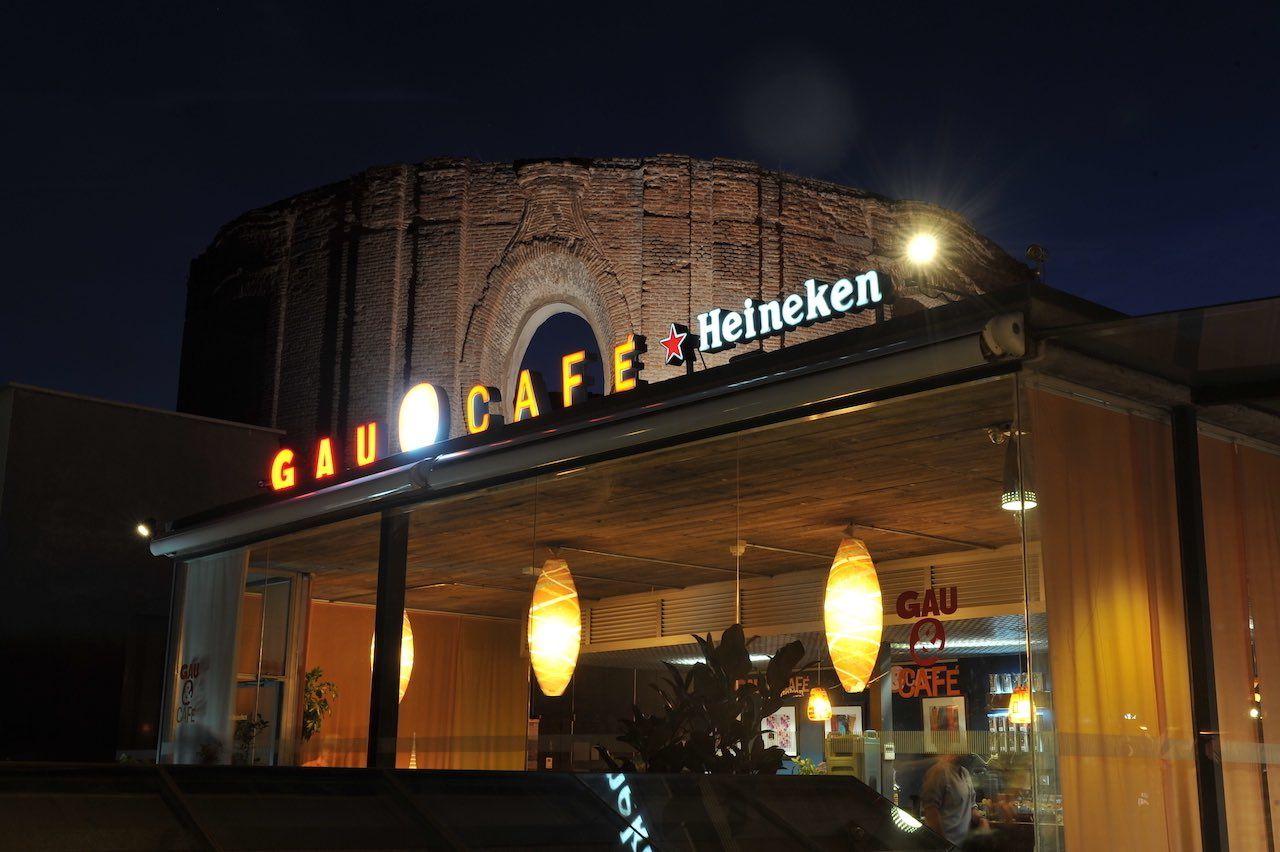 Gau Cafe Terraza Restaurante Bar Cafe Madrid Cafe Madrid Bars