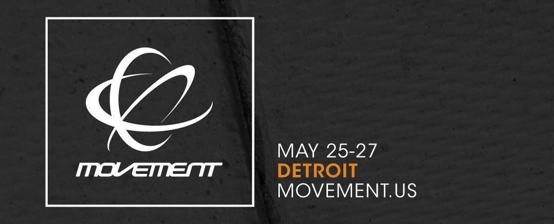 Movement 2019 Schedule Set Times Curated Stages Showcases