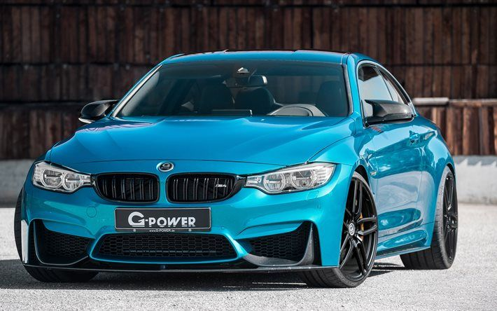 Download Wallpapers Bmw M3 G Power 2016 Twinpower Turbo Tuning